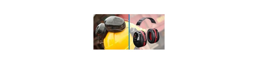 CASQUES ANTIBRUIT PASSIFS